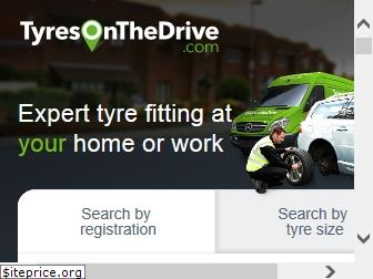 tyresonthedrive.com