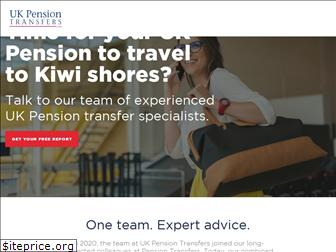ukpensions.co.nz