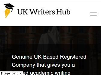 ukwritershub.com