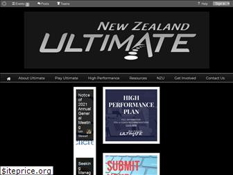 ultimate.org.nz