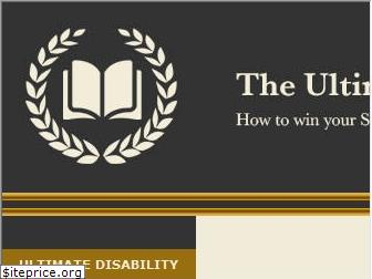 ultimatedisabilityguide.com