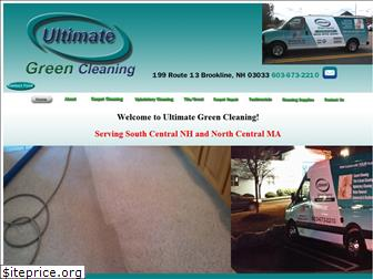 ultimategreencleaning.com