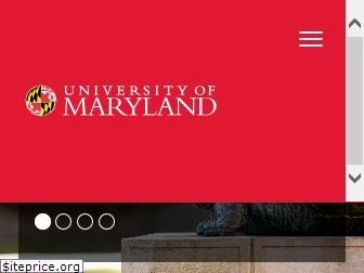 www.umd.edu website price