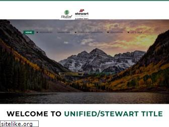 unifiedtitle.com