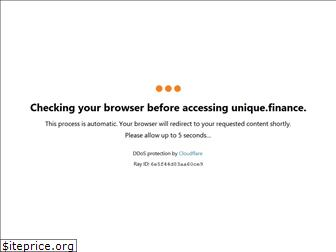 unique.finance