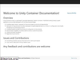unitycontainer.org