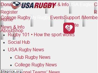 usarugby.org