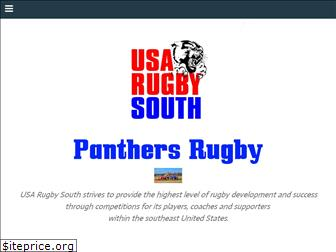 usarugbysouthpanthers.com