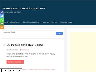 use-in-a-sentence.com