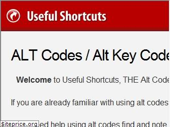 usefulshortcuts.com