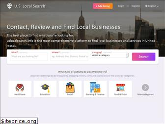 uslocalsearch.info