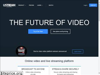 www.ustream.tv website price