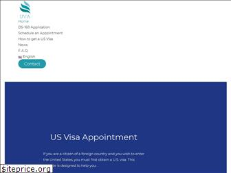 usvisaappointments.com