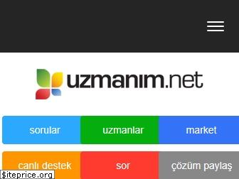 uzmanim.net