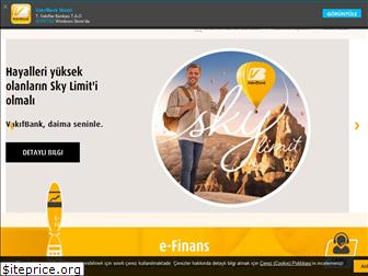 www.vakifbank.com.tr website price