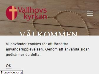 www.vallhovskyrkan.se website price