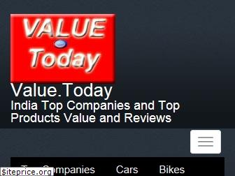 value.today