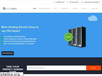 valuehosted.com