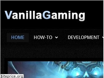 vanillagaming.org