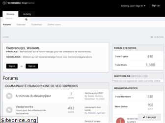vectorworks-users.be