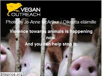 veganoutreach.org