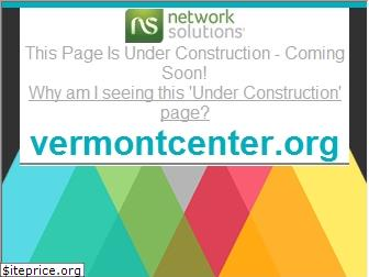 www.vermontcenter.org website price