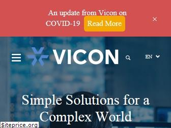 vicon-security.com