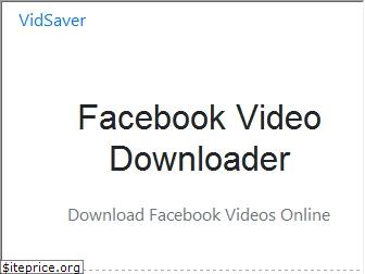 www.vidsaver.net website price