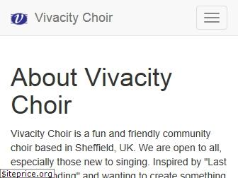 www.vivacitychoir.co.uk website price