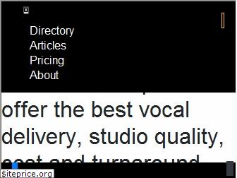 voiceovers.co.uk
