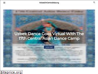 voicesoncentralasia.org