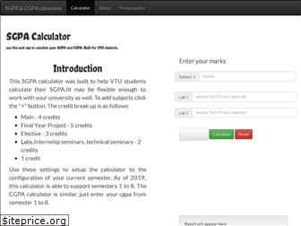 vtusgpacalculator.site