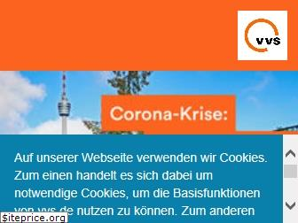 www.vvs.de website price