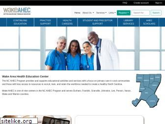 wakeahec.org