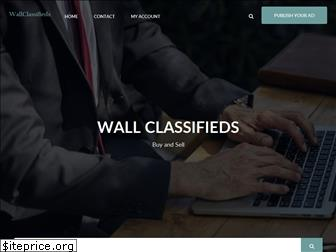 wallclassifieds.com
