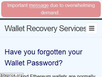 walletrecoveryservices.com