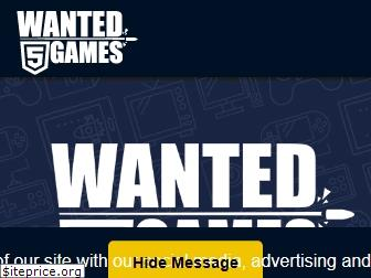 wanted5games.com
