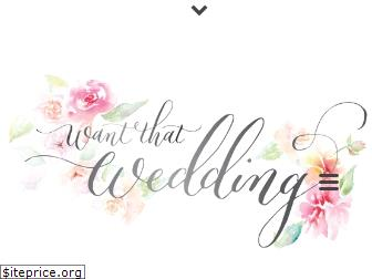 wantthatwedding.co.uk
