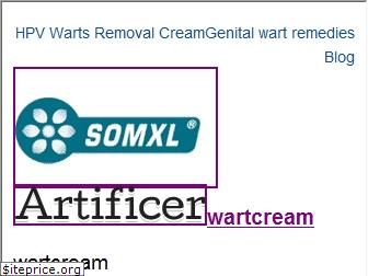 wartcream.com