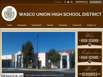 wascouhsd.org