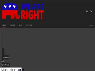 we-are-right.myshopify.com