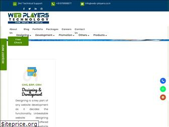 web-players.co.in