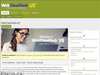 webclassifieds.us