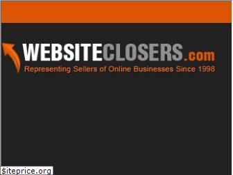 websiteclosers.com