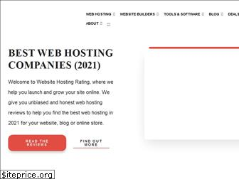websitehostingrating.com