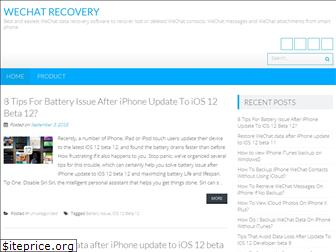 wechat-recovery.com