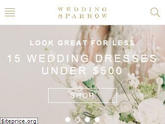 weddingsparrow.com