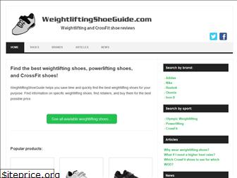 weightliftingshoeguide.com