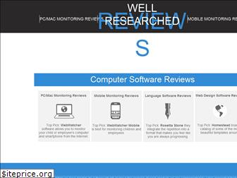wellresearchedreviews.com