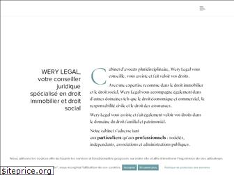 wery-legal.be